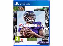 Madden NFL 21 PS4