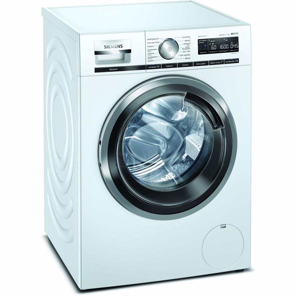 Siemens wasmachine WM6HXM75NL