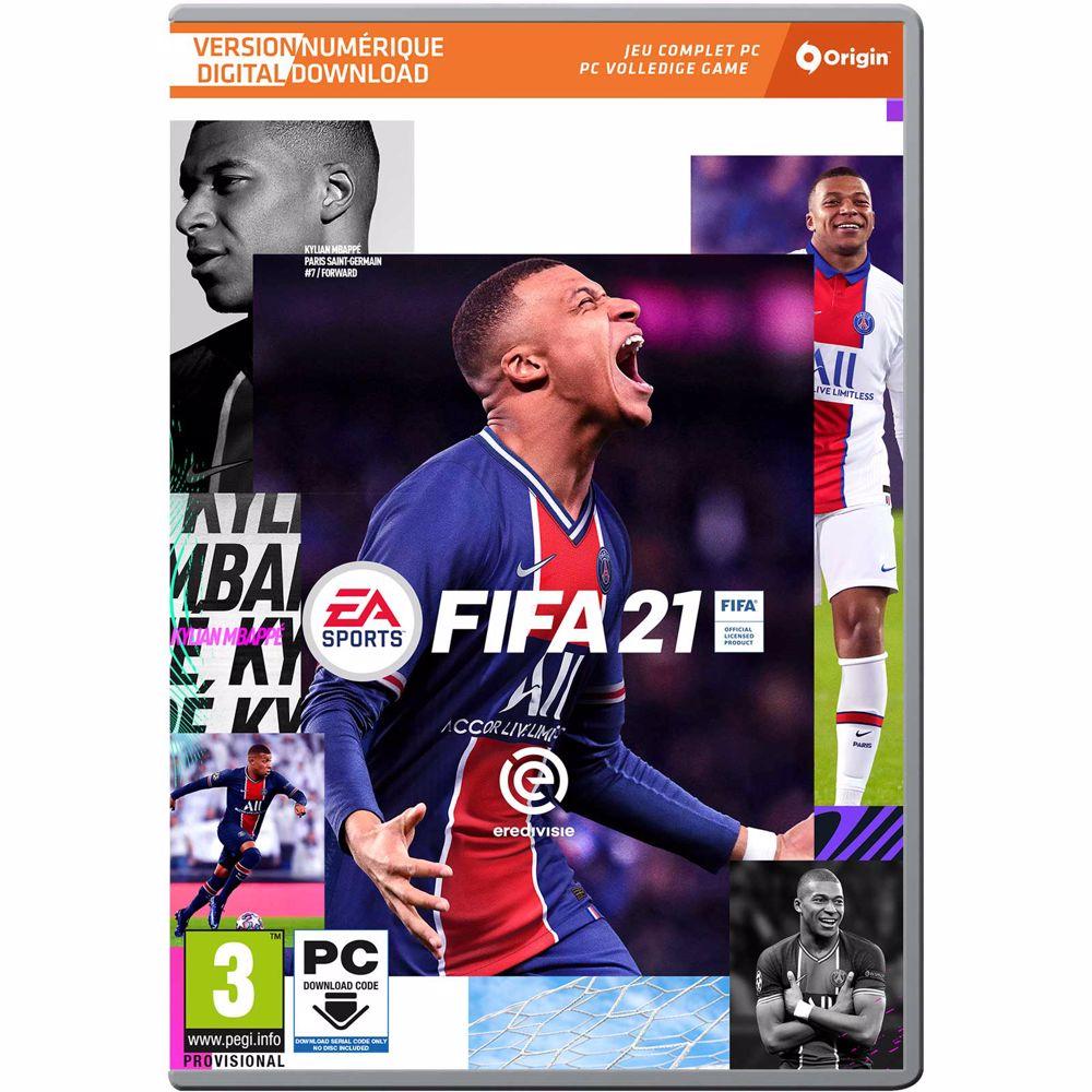 FIFA 21: Standaard editie PC (Code in a Box)