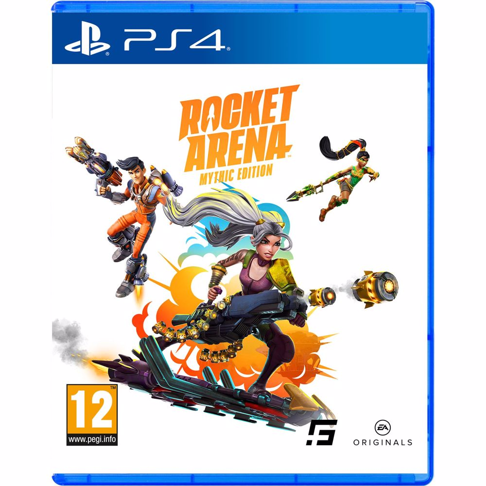 Rocket Arena: Mythic Edition PS4