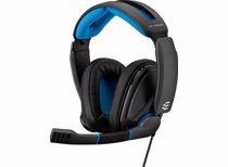 EPOS | Sennheiser gaming headset GSP 300 (Zwart/Blauw)