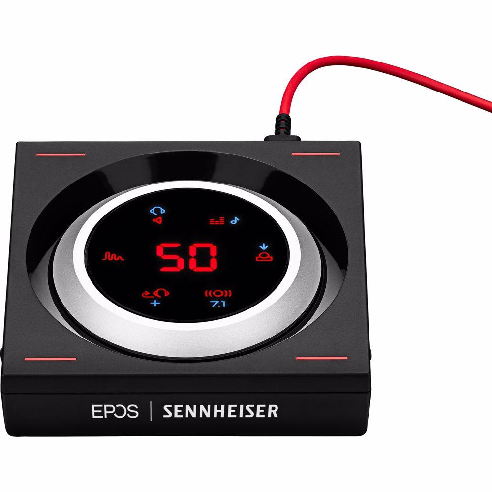 EPOS   Sennheiser game audio amplifier GSX 1200 PRO