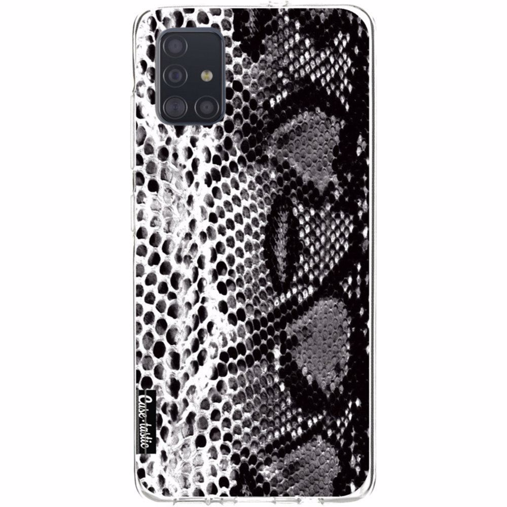Casetastic telefoonhoesje GALAXY A51 SNAKE SOFTCOVER