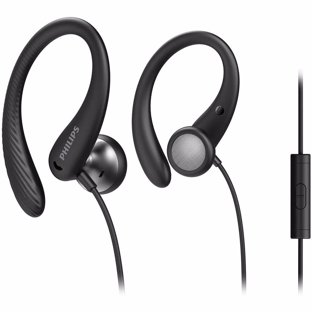 Philips in-ear hoofdtelefoon TAA1105 (Zwart)