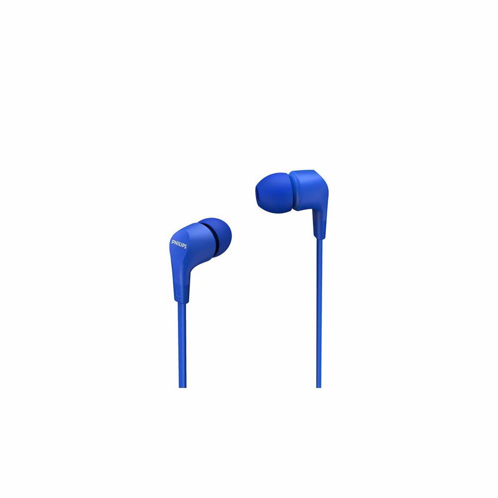 Philips in-ear hoofdtelefoon TAE1105BL/00 (Blauw)