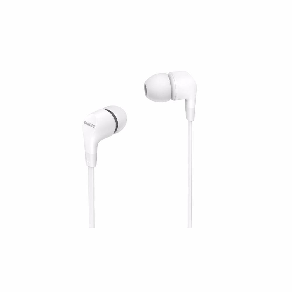 Philips in-ear hoofdtelefoon TAE1105WT/00 (Wit)