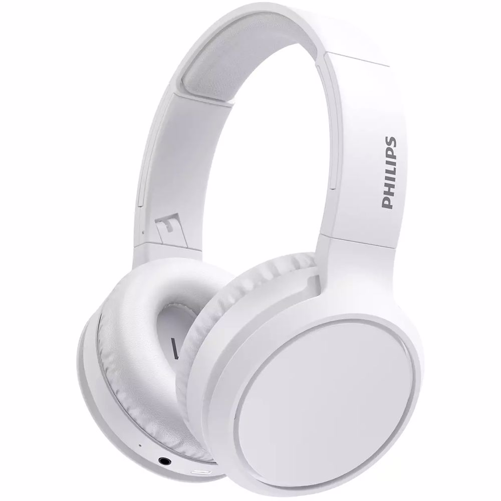 Philips draadloze hoofdtelefoon TAH5205 (Wit)