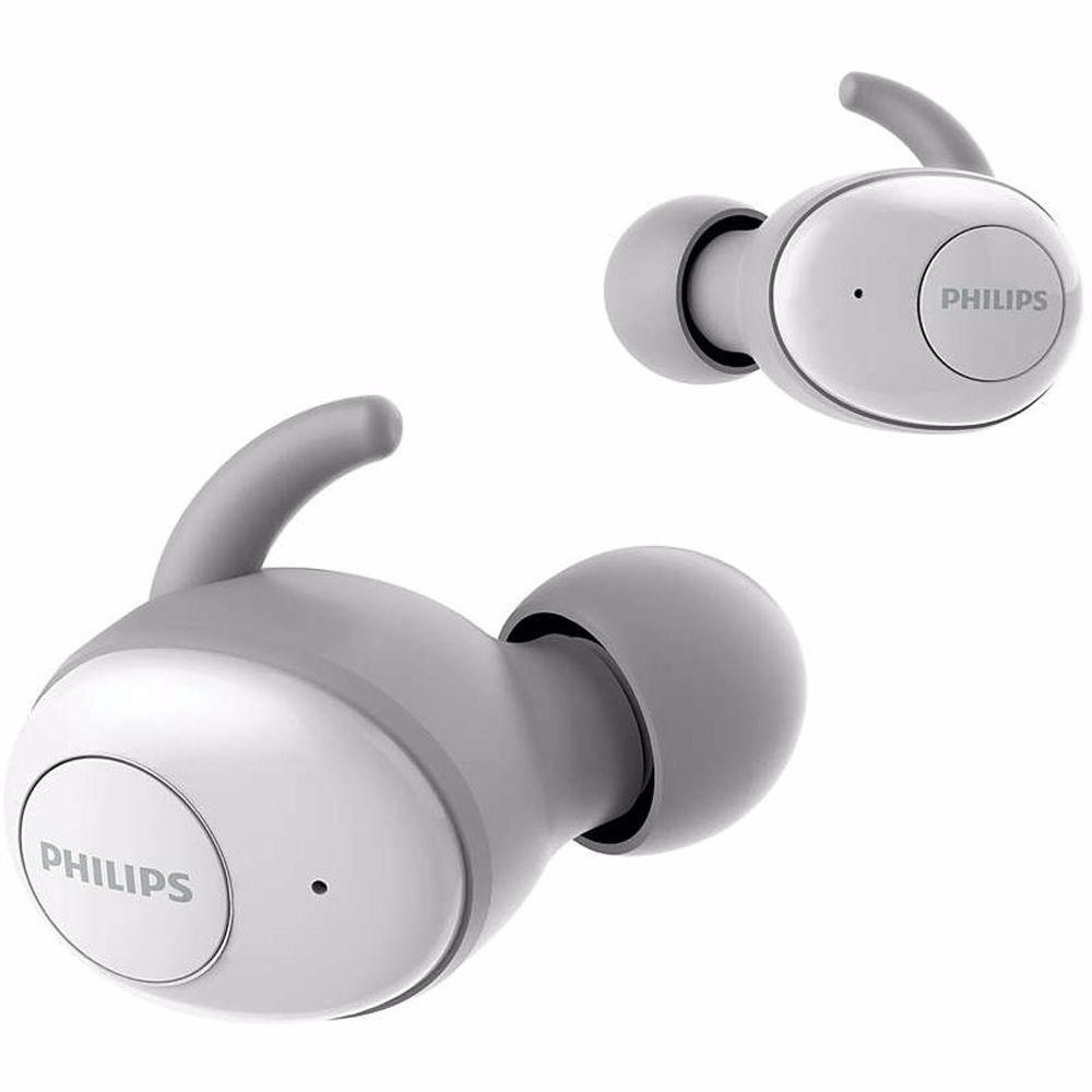 Philips draadloze hoofdtelefoon TAT3215 (Wit)