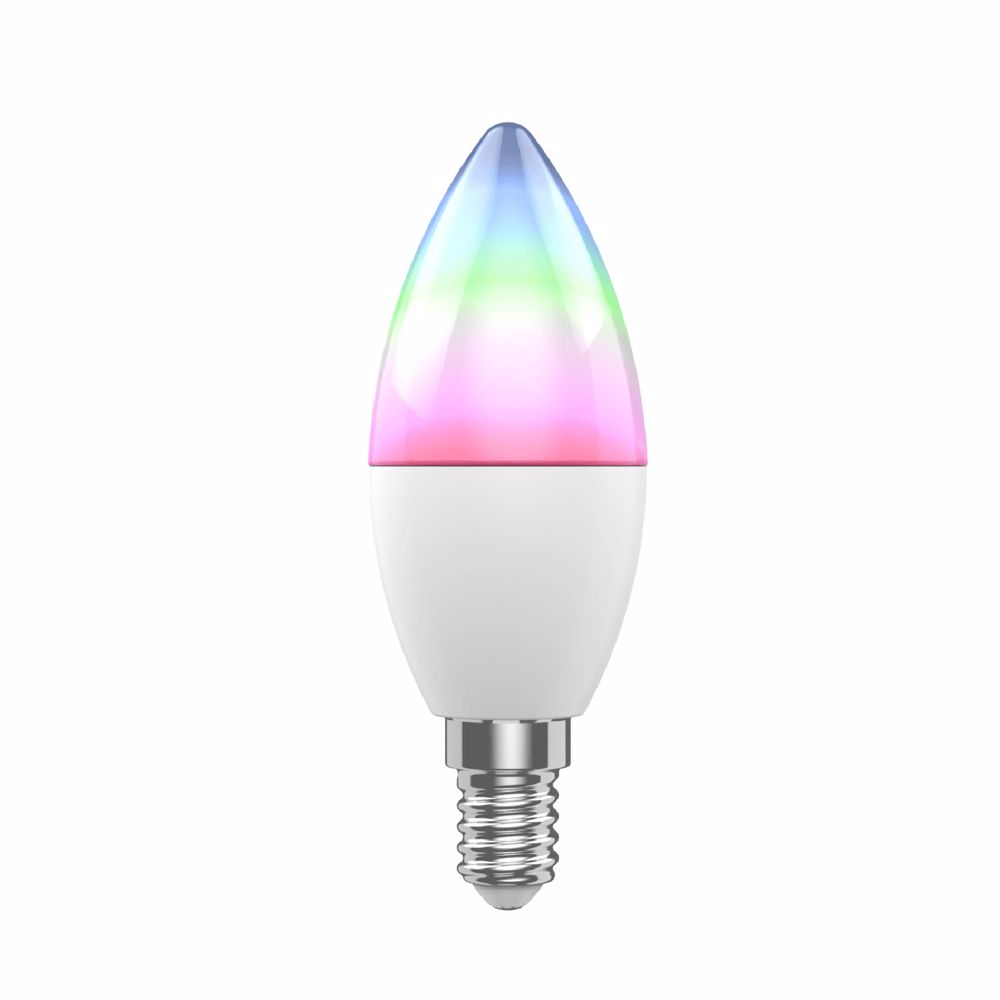 Woox sfeerverlichting Smart Bulb R9075 E14 RGB + CCT