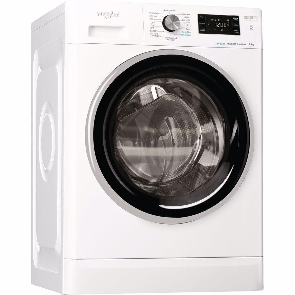 Whirlpool wasmachine FFB 8468 BSEV NL