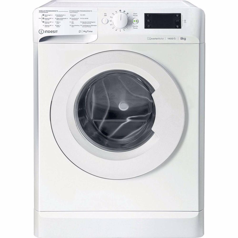 Indesit wasmachine MTWE 81483 W BE