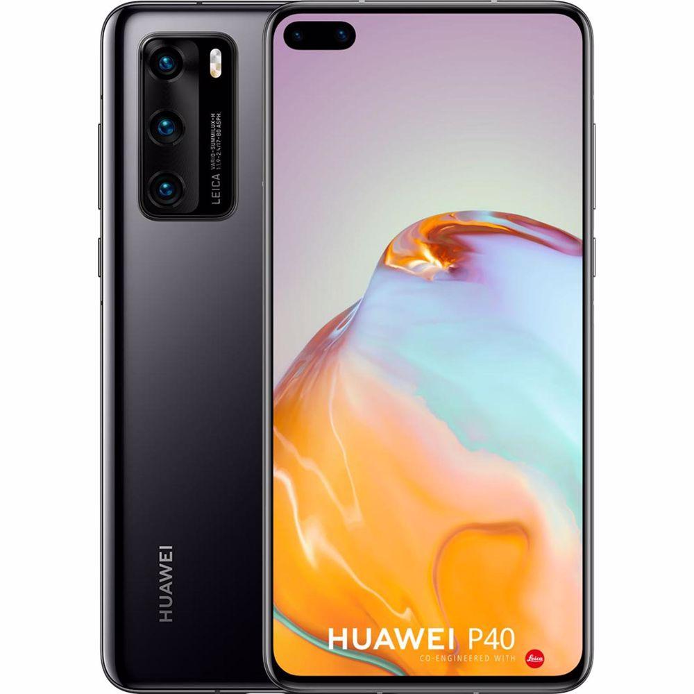 Huawei smartphone P40 - BLACK