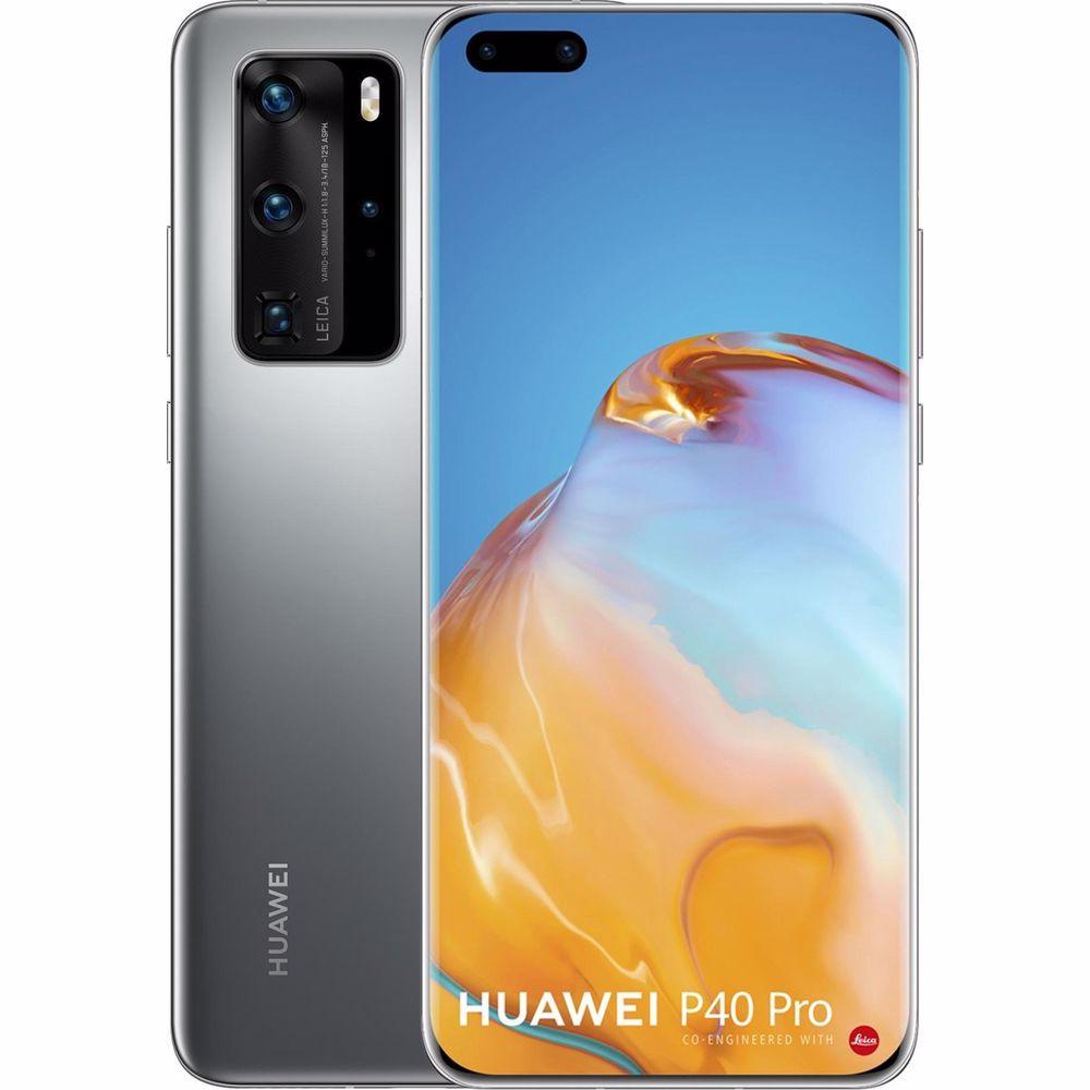 Huawel smartphone P40 Pro (Zilver)