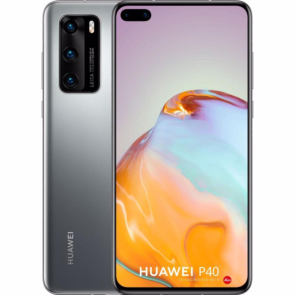 Huawei smartphone P40 - SILVER