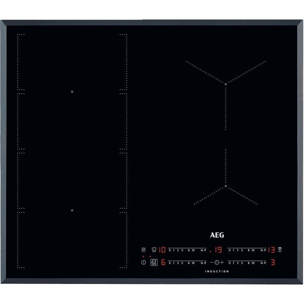 AEG inductie kookplaat IKE6447SFB