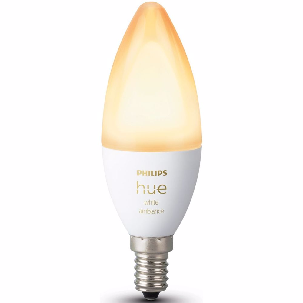 Philips Hue sfeerverlichting Withe Ambience Bluetooth Duopak