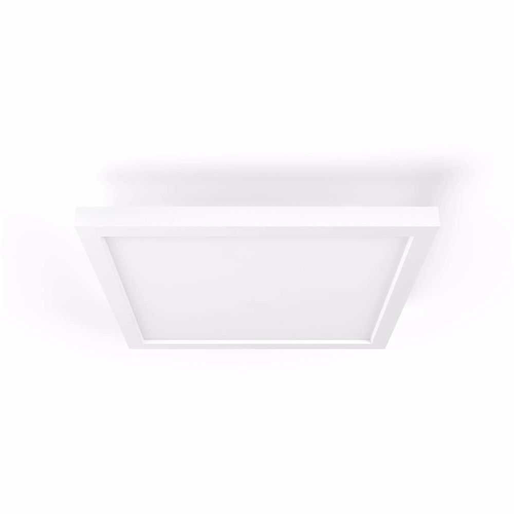 Philips Hue Aurelle plafondlamp vierkant (wit)