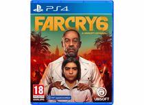 Far Cry 6 Standaard Editie PS4