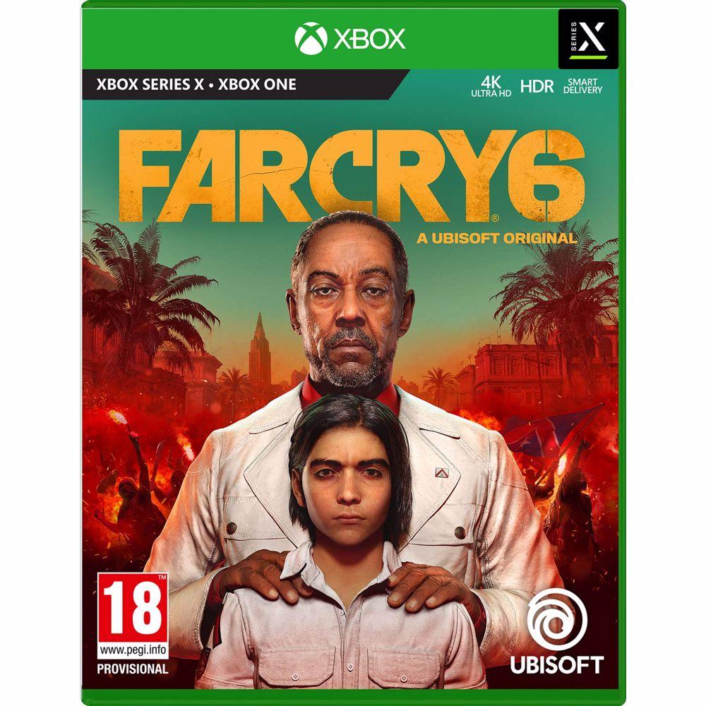 Far Cry 6 Standaard Editie Xbox One