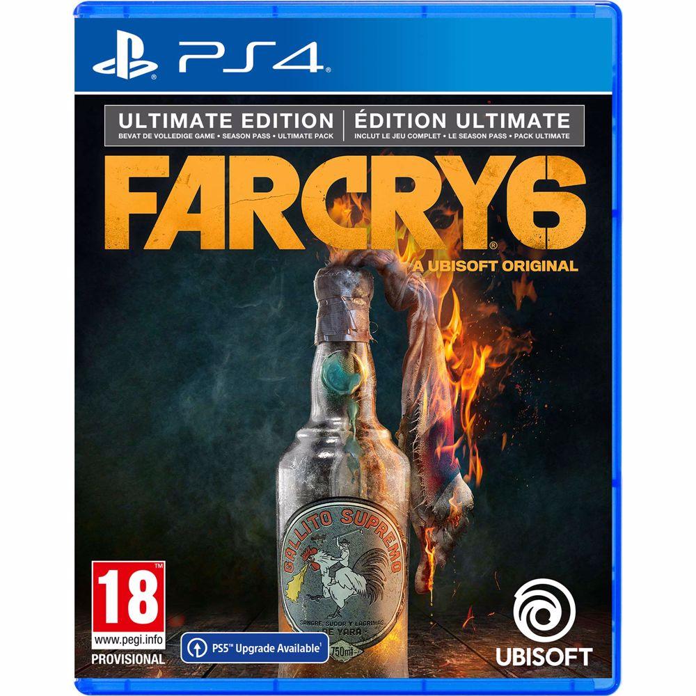 Far Cry 6 Ultimate Editie PS4
