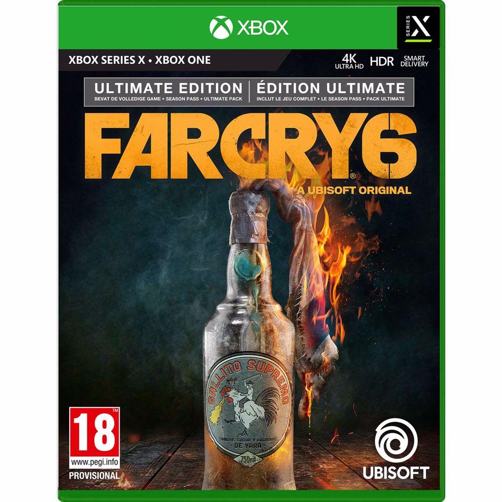 Far Cry 6 Ultimate Editie Xbox One