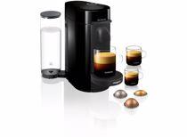 Nespresso Magimix koffieapparaat VertuoPlus (Zwart)