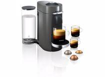 Nespresso Magimix koffieapparaat VertuoPlus Deluxe (Grijs)