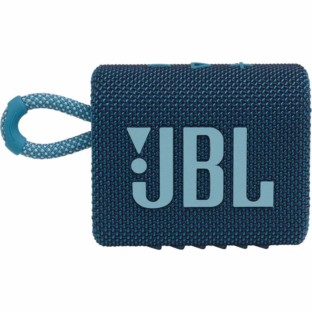 JBL portable speaker Go 3 (Blauw)