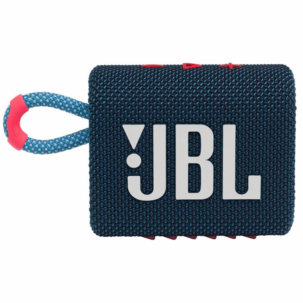 JBL bluetooth speaker Go 3 (Donkerblauw)
