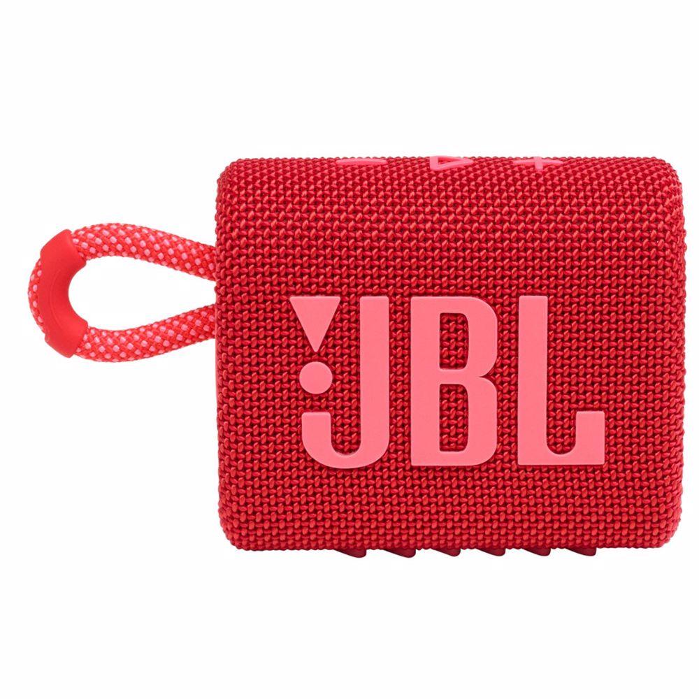 JBL portable speaker Go 3 (Rood)