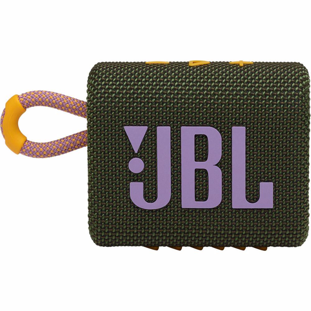 JBL bluetooth speaker Go 3 (Groen)