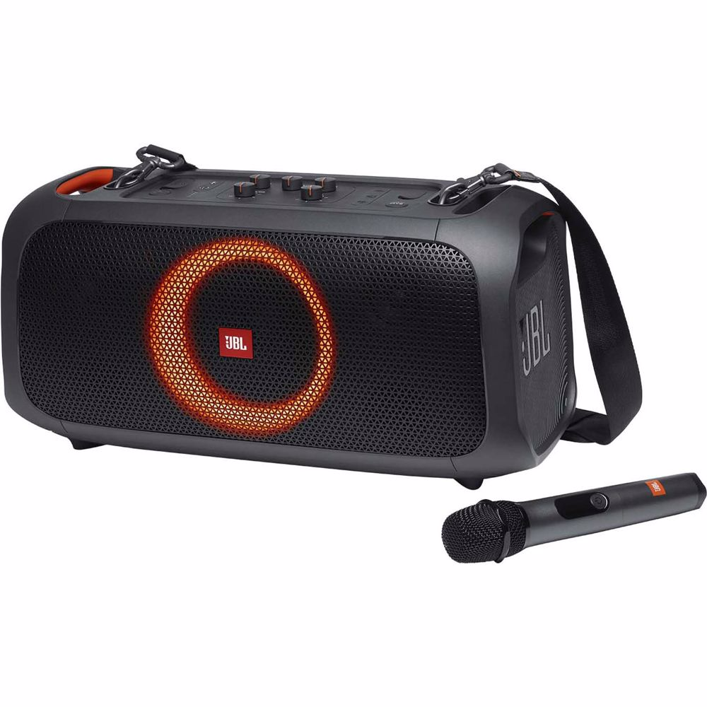 JBL portable speaker PartyBox On-The-Go