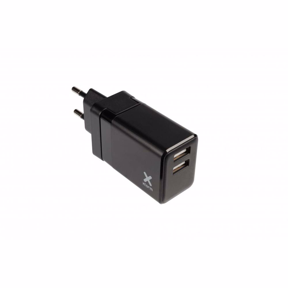 Xtorm XA010 Volt travel charger  2X USB