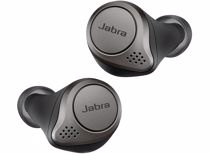 Jabra draadloze hoofdtelefoon Elite 75T (Titanium/Zwart)