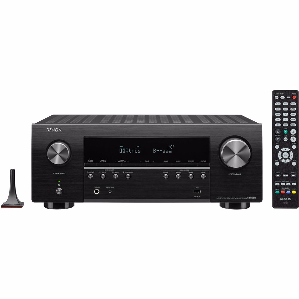 Denon surround receiver AVR-S960H
