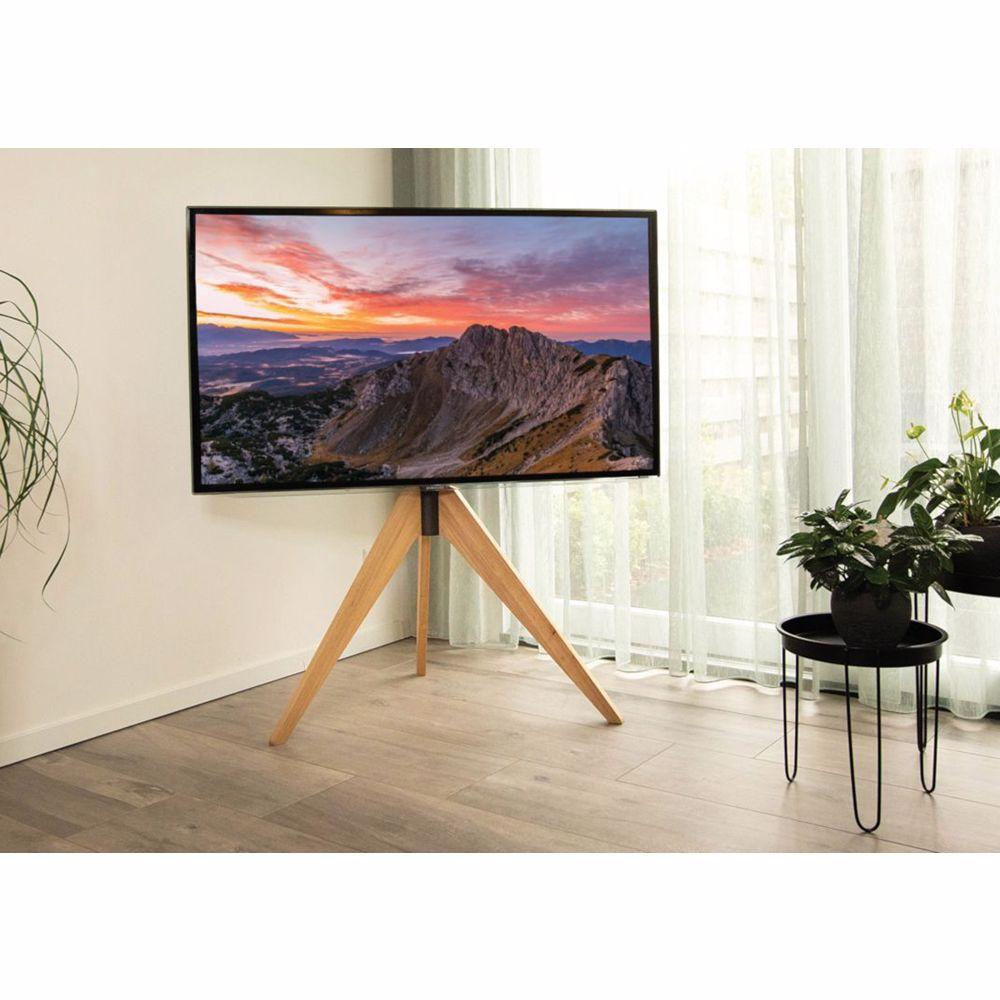 Cavus TV meubel TRIANGLE-OAK-P120B