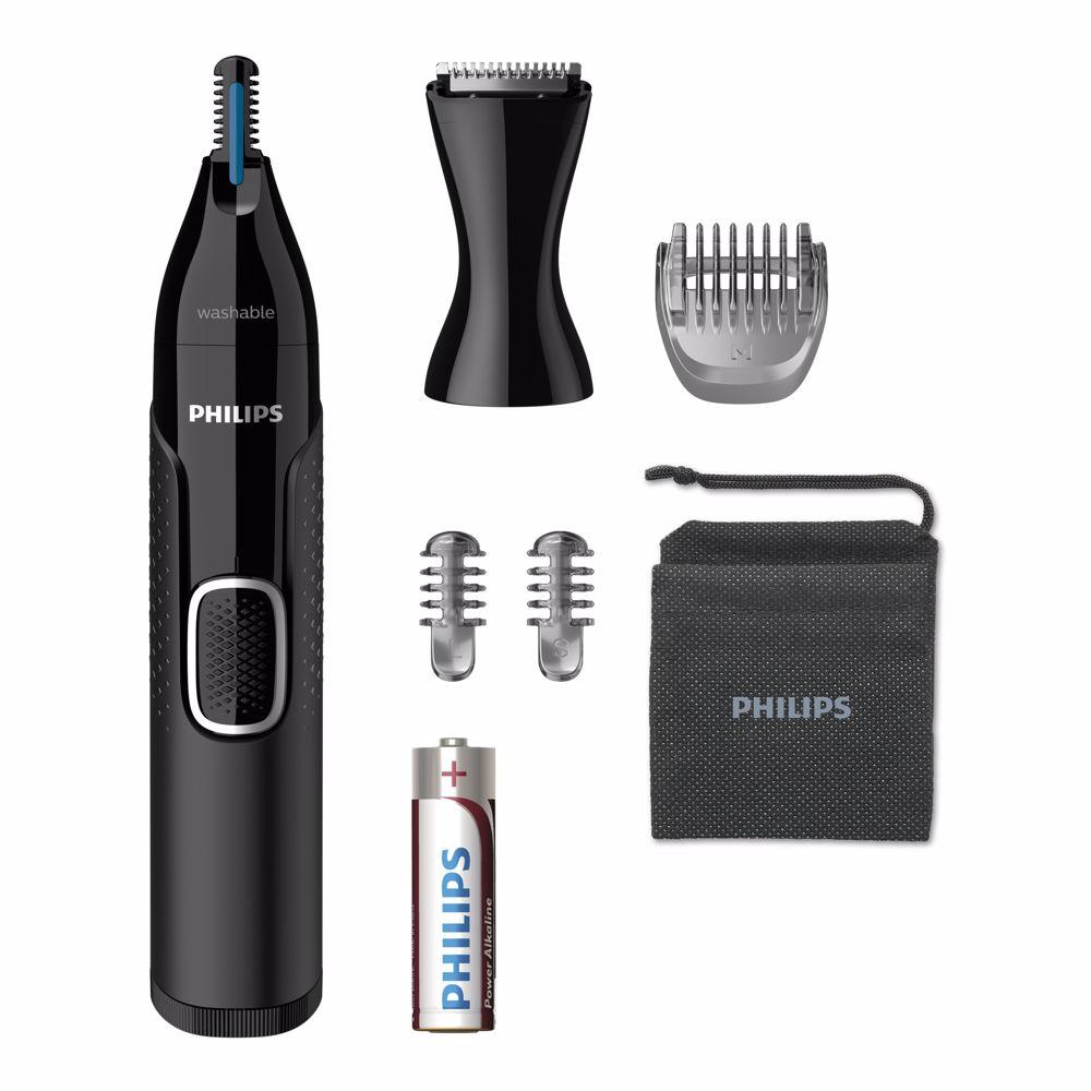Philips Neus-, oor-, wenkbrauw- en detailtrimmer NT5650/16