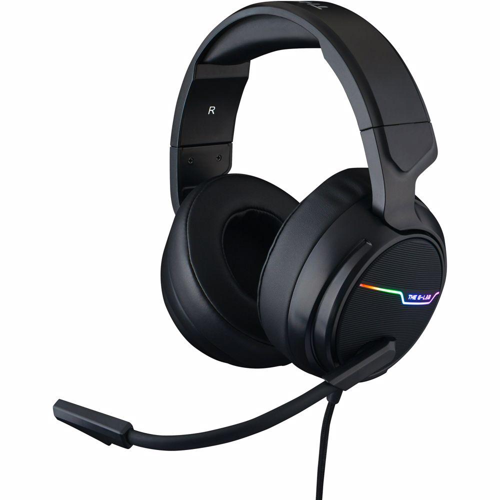 The G-Lab Korp Thallium Gaming Headset 7.1 Digital Sound PC/PS4