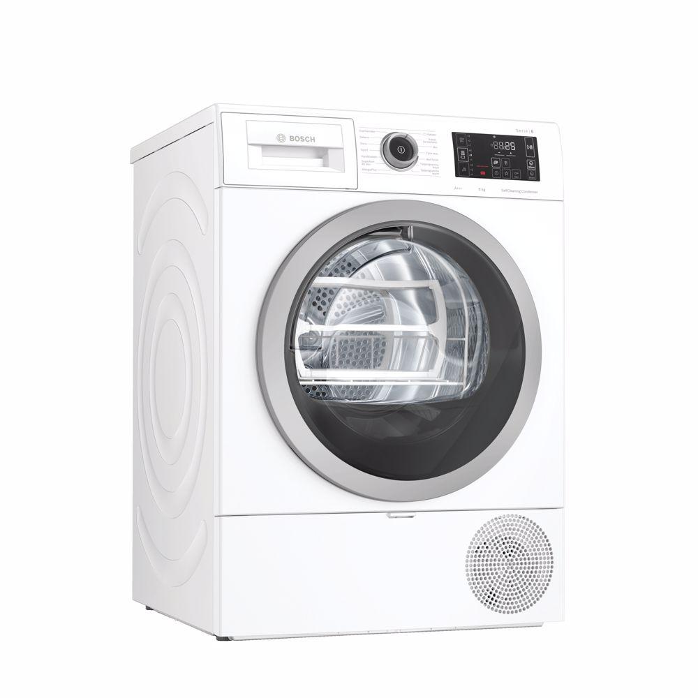 Bosch warmtepompdroger WTU87600NL