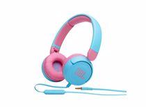 JBL hoofdtelefoon JR310 (Roze)