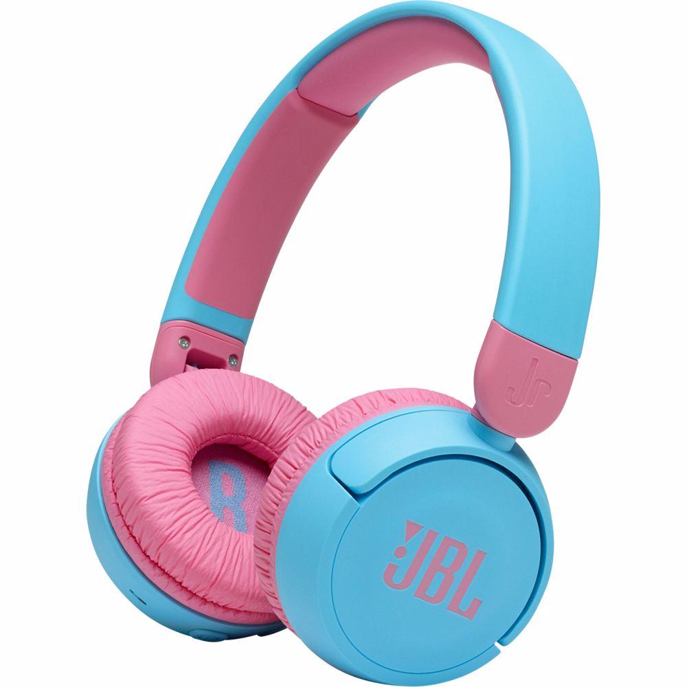 JBL draadloze hoofdtelefoon Jr310BT (Roze)