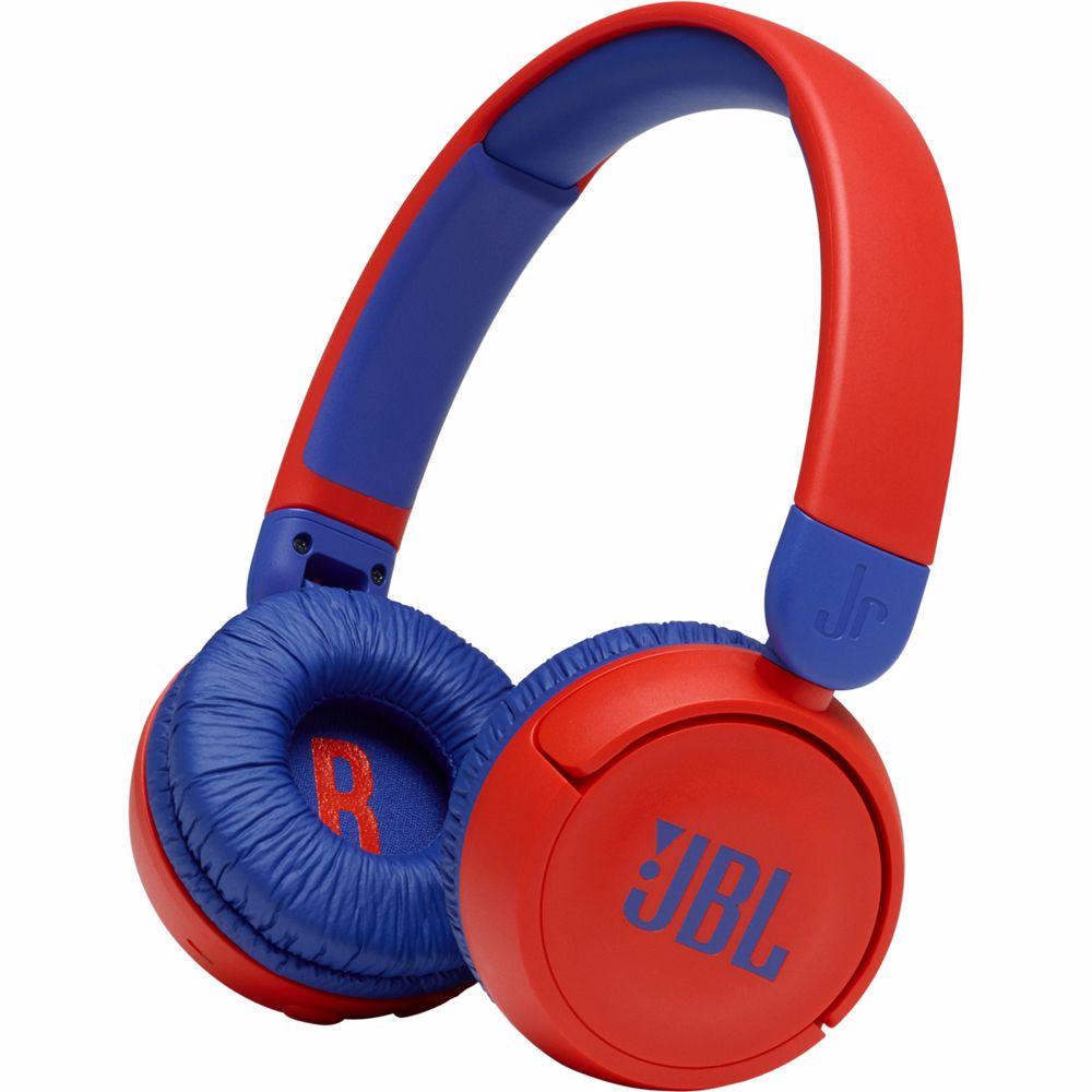 JBL draadloze hoofdtelefoon Jr310BT (Blauw)