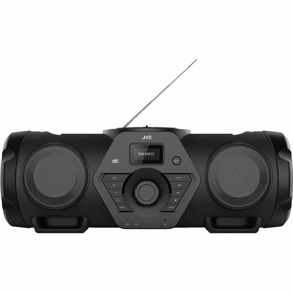 JVC portable speaker / BoomBlaster RV-NB200BT-BP