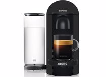 Nespresso Krups koffieapparaat Vertuo Plus XN903N (Zwart)