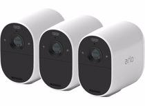 Arlo beveiligingscamera Essential Spotlight 3 stuks (Wit)