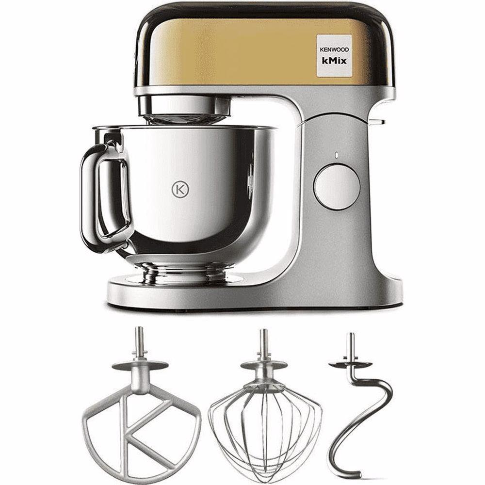 Kenwood keukenmachine kMix KMX760YG (Geel)