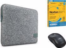 """BCC accessoirebundel voor de laptop 13.3"""""""