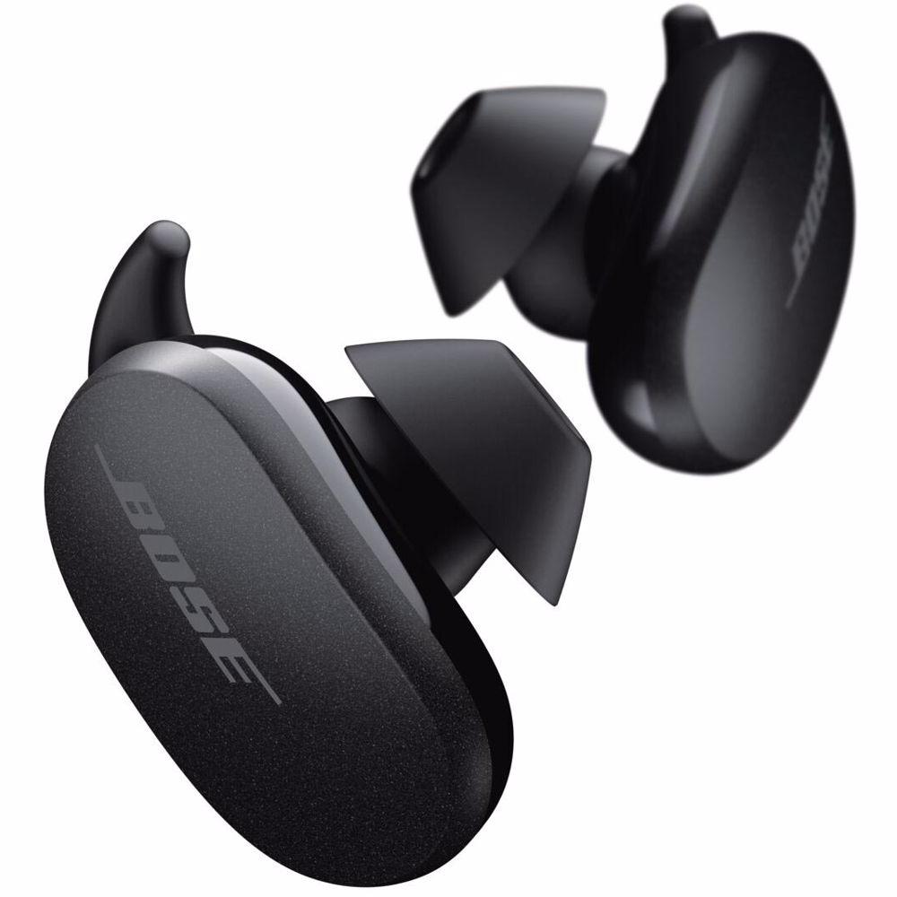 Bose draadloze oortjes QuietComfort Earbuds (Zwart)