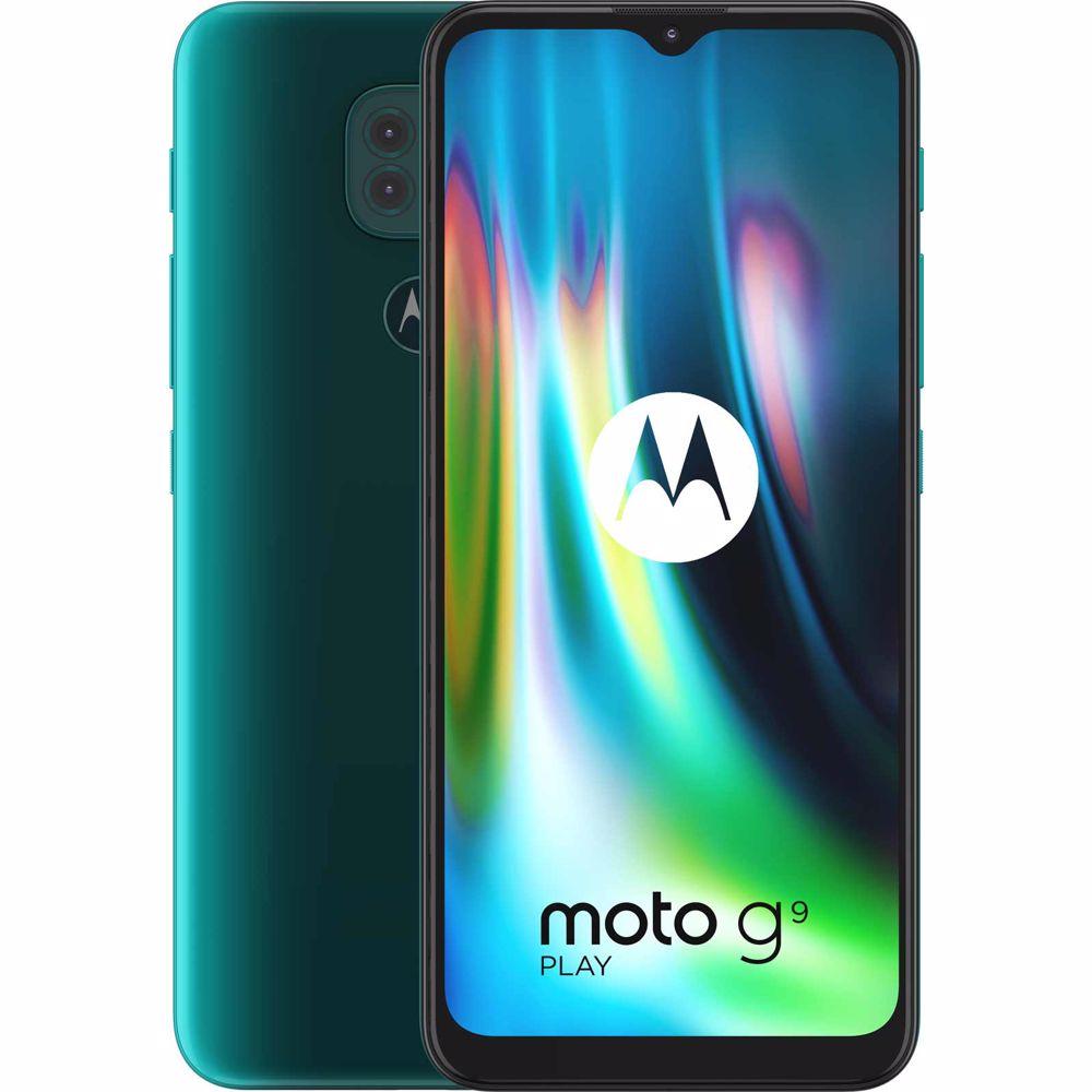 Motorola smartphone G9 Play (Groen)