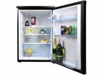 Salora koelkast CLT1330BL (Zwart)